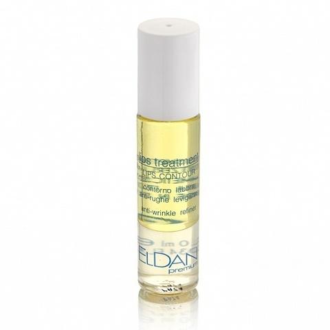 Eldan Anti-wrinkle refiner, Anti-age средство для восстановления контура губ, 10 мл.