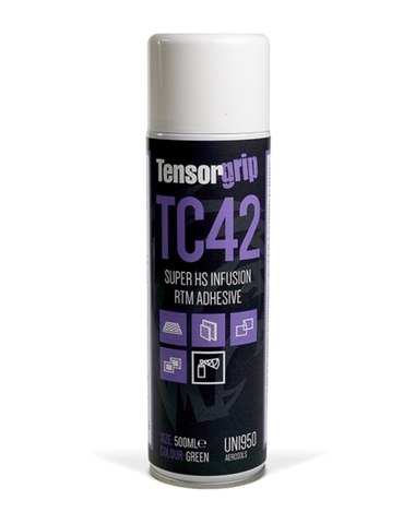 Клей Спрей Адгезив TENSORGRIP TC42
