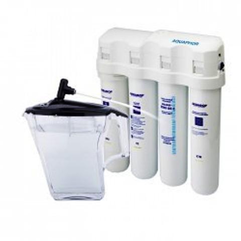 Проточный фильтр для воды Аквафор исполнение Аквафор-ОСМО-К-100-4-Б-М (автомат питьевой воды DWM41)