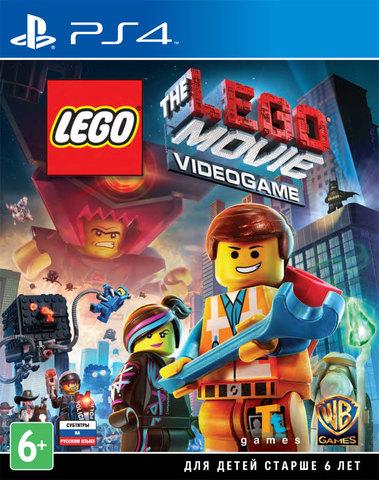 PS4 LEGO Movie Videogame (русские субтитры)