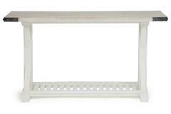 Стол фуршетный Secret De Maison Ривьера (RIVIERA) ( mod.2111 ) — Antique white/white wash