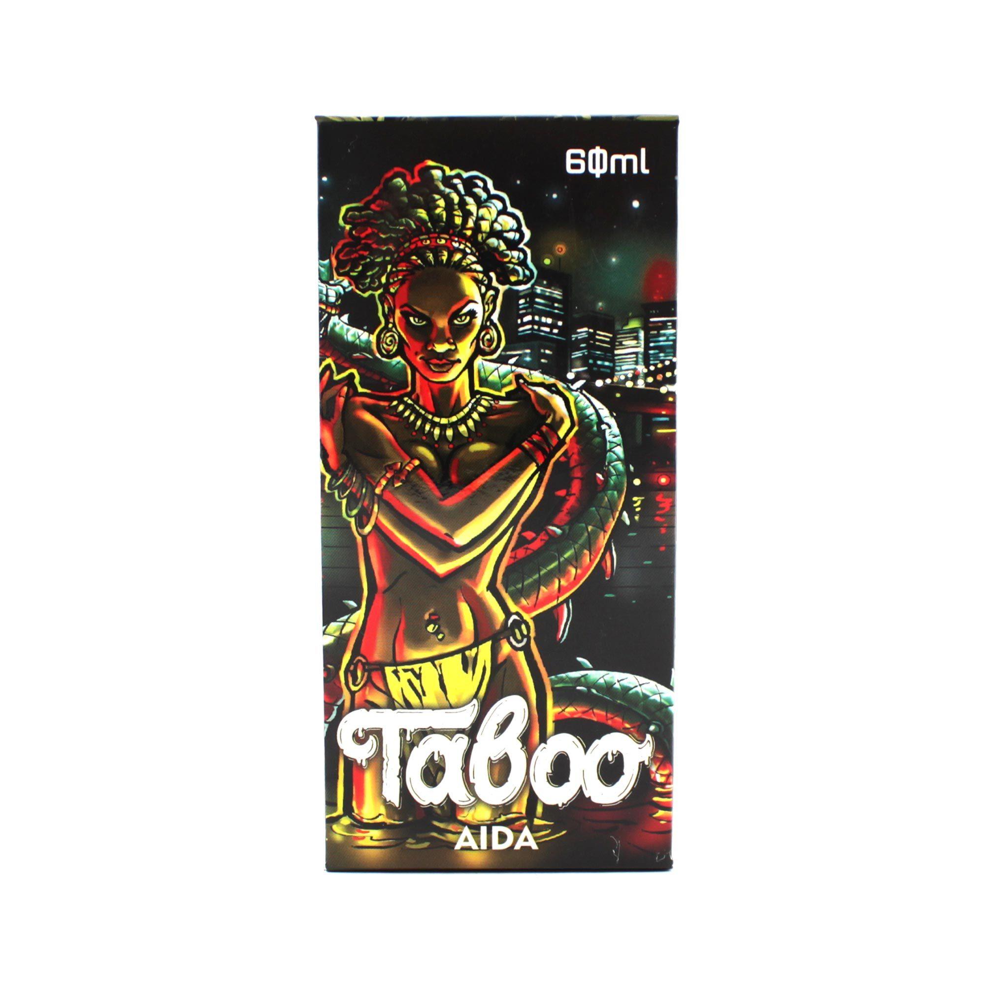 Жидкость Taboo Aida