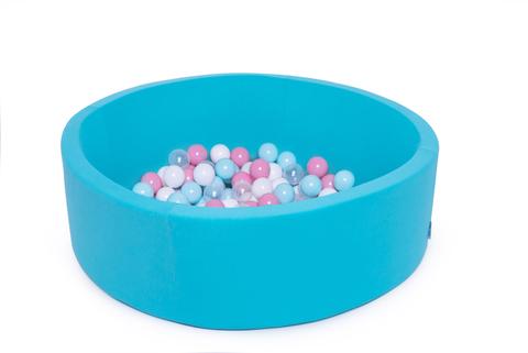 Сухой бассейн Anlipool 100/30см комплект №68 Bubble Gum