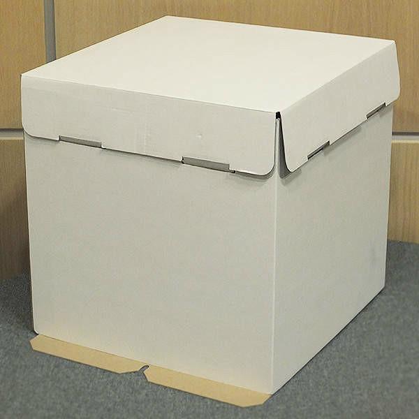 Коробка для торта 30*30*30