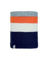 Шарф-труба вязаный с флисовой подкладкой детский Buff Neckwarmer Knitted Polar Knut Multi