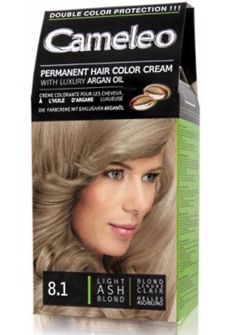 Delia Cosmetics Cameleo Крем-краска для волос тон 8.1 пепельный блондин