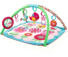 Bright Starts Развивающий коврик «Птички в саду» (52038)