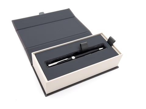 Parker Sonnet Core - Matte Black CT, шариковая ручка, M, BL