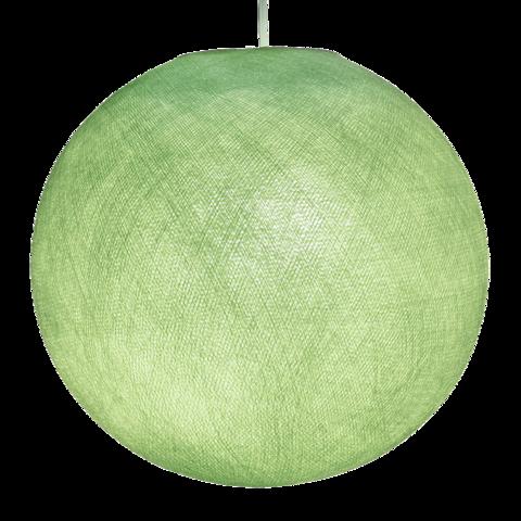 Хлопковый шар - подвес Мятный