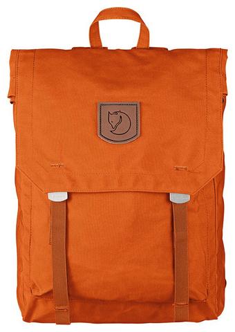 Рюкзак Fjallraven Kanken Foldsack No.1 Brown Red