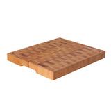Доска торцевая разделочная, ясень белый 50 х 40 х 4,5 см, артикул TD00804, производитель - Origins Wood