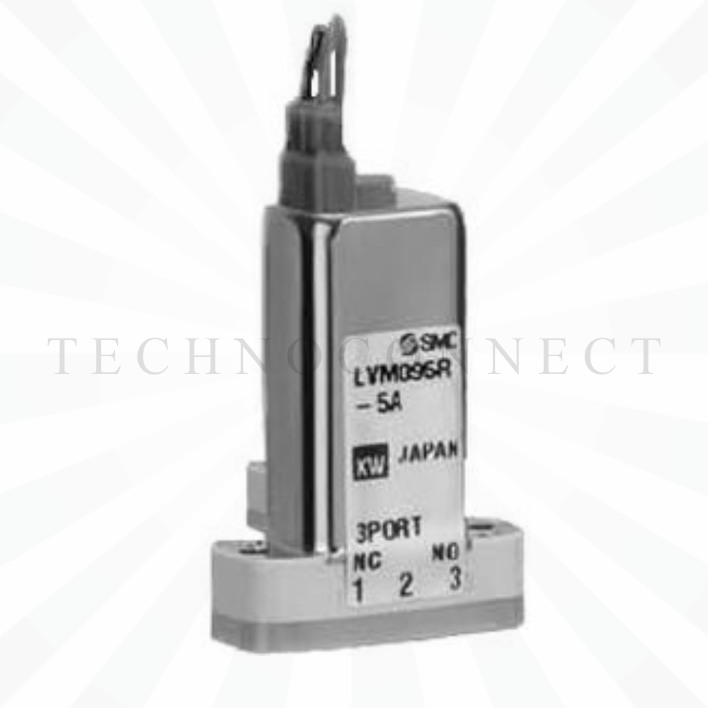 LVM095R-6B   3/2 Клапан химич. стойкий, 12VDC