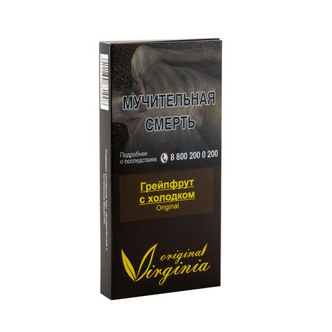 Табак Virginia Original Грейпфрут с Холодком 50 г