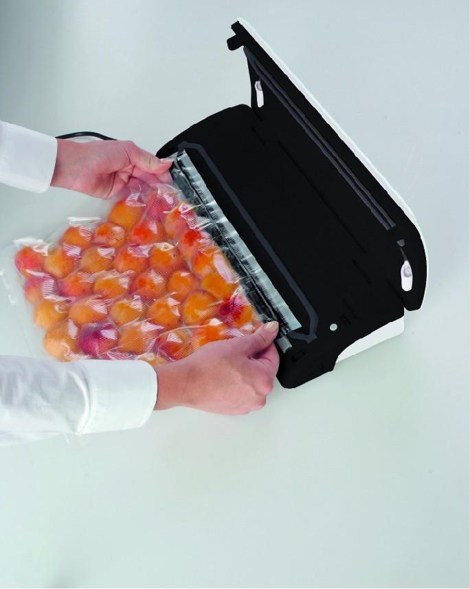 Вакуумный упаковщик бытовой SOLIS Easy Vac Pro 569 (черный)