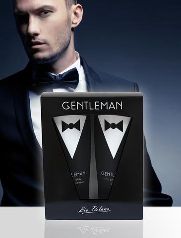 Liv delano Gentleman Подарочный набор Gentleman  600г