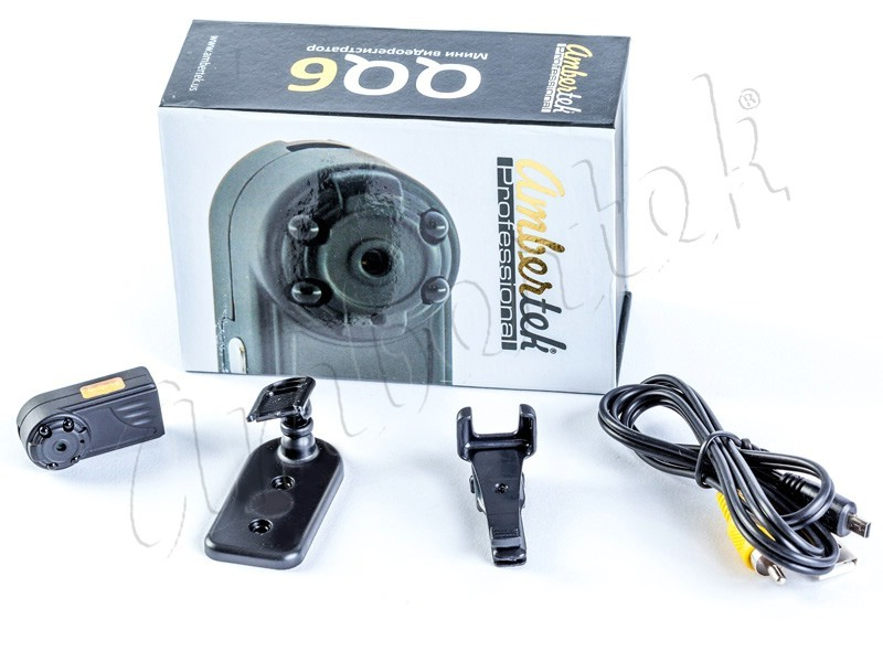 Ambertek QQ6 мини камера