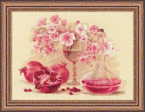 Розовый гранат