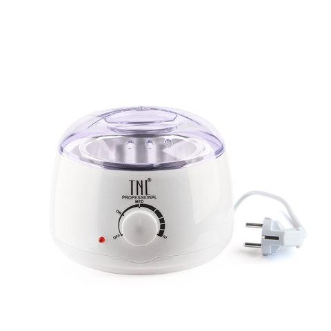 Воскоплав TNL Professional для горячего воска wax 100, белый