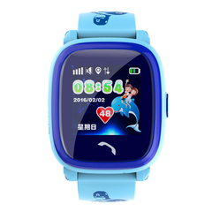 Часы Smart Baby Watch GW400S (W9) c WIFI и GPS трекером