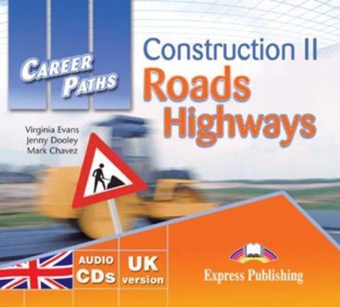Construction 2 Roads & Highways. Audio CDs (set of 2). Аудио CD / DVD видео