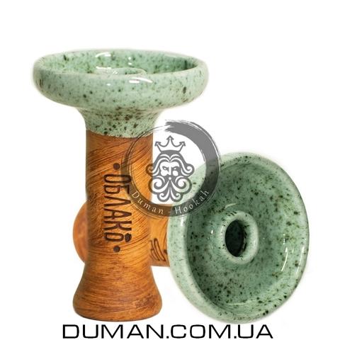 Чаша Oblako Phunnel Glaze Top (Облако) |Pale Green L