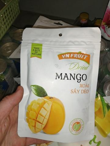 Манго сушеное Vn Fruit - Коробка 30х100 гр.