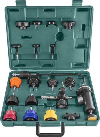 AE300100 Тестер  для проверки герметичности радиатора