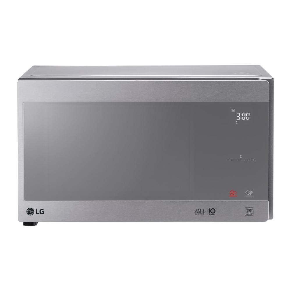 Микроволновая печь LG с грилем MB65R95CIR фото