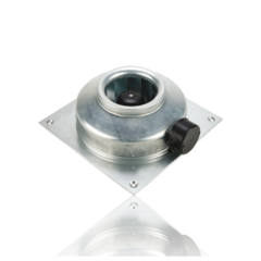 Вентилятор канальный S&P Vent-V 160 L (для настенного монтажа)