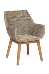 Кресло Secret De Maison Мэйсон (MAISON) (c подушкой) — натуральный серый/natural grey