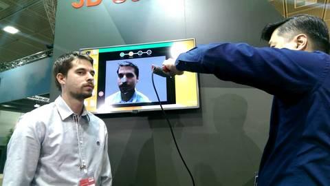 3D-сканер XYZ 3D Hand Scanner