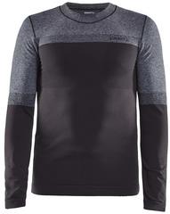 Термобелье Рубашка Craft Warm Intensity Grey мужская