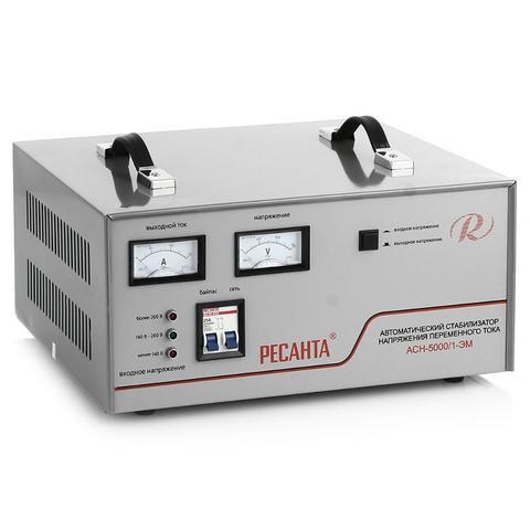 Стабилизатор Ресанта ACH-5000/1-ЭМ