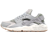 Кроссовки Женские Nike Air Huarache Premium Stelth Grey White