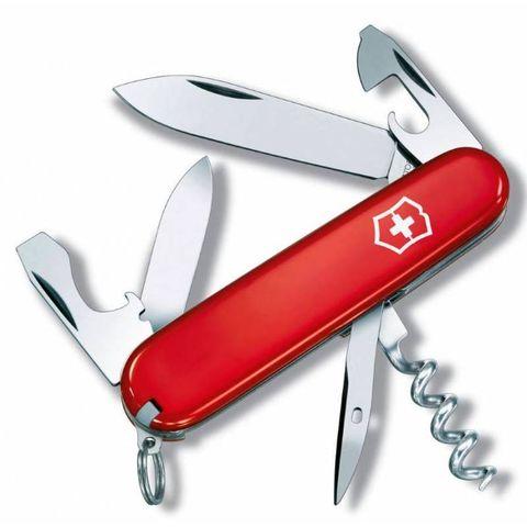 Нож перочинный Victorinox Tourist (0.3603) 84мм 12функций красный