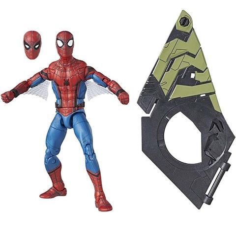 Человек-паук 15 см. Собери Фигурку Стервятника