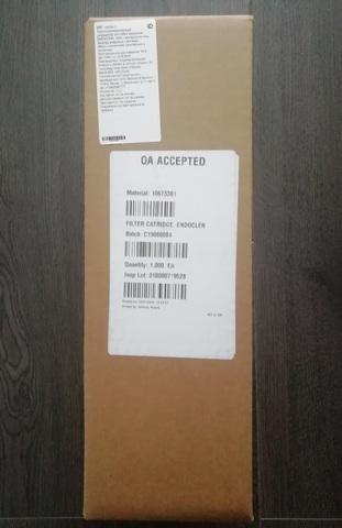 106733-01 Картридж фильтра к аппарату для автоматической обработки эндоскопов ENDOCLENS-NSX, 0,2мкм /Advanced Sterilization Products, США/