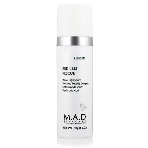 Гель для устранения покраснения кожи M.A.D Skincare Delicate Redness Rescue, 30 мл