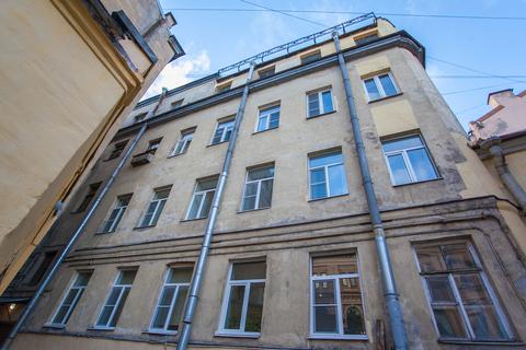Сенная, ул Средняя Подъяческая 1. комната 16 квм / 4