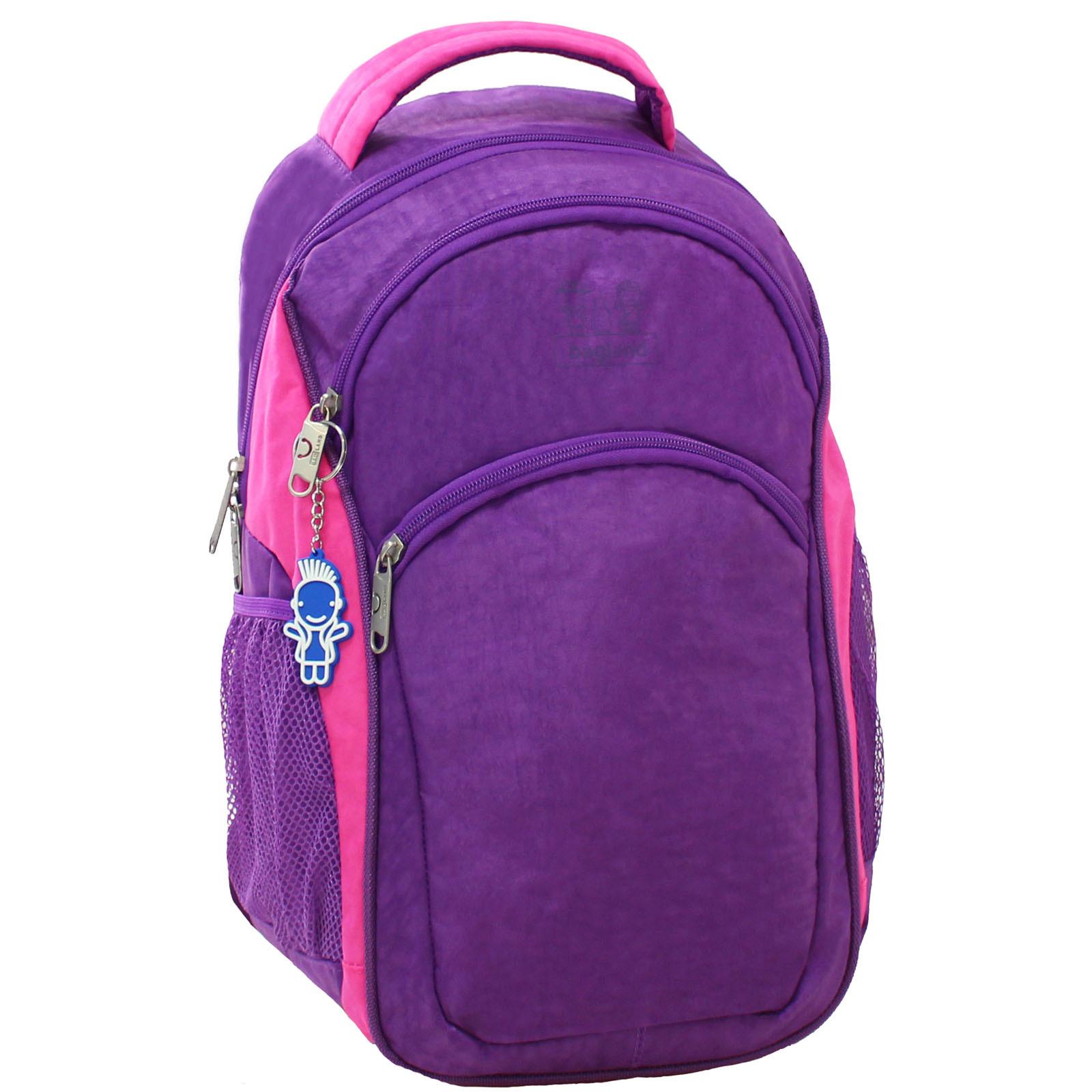 Городские рюкзаки Рюкзак Bagland Лик 21 л. Фиолетовый/розовый (0055770) IMG_6503.JPG