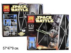 Конструктор Lele Space battle 35007