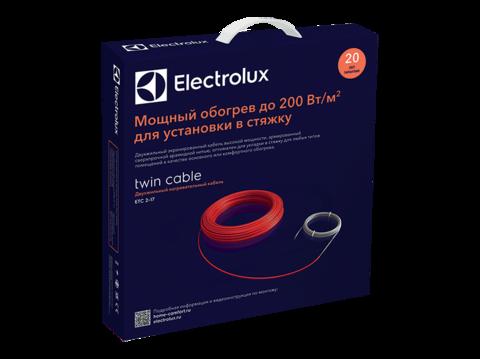 Комплект теплого пола (кабель) Electrolux ETC 2-17-800