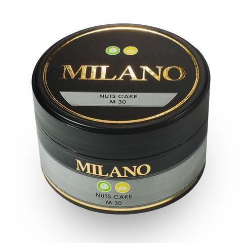 Табак Milano Nuts Cake M30 (Милано Ореховый Пирог)