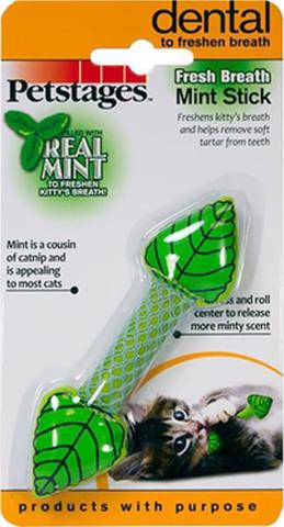 Petstages игрушка для кошек Dental