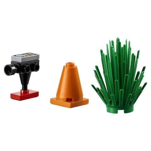 LEGO Juniors: Тренировочный полигон Вилли Бутта 10742 — Willy's Butte Speed Training — Лего Джуниорс Подростки