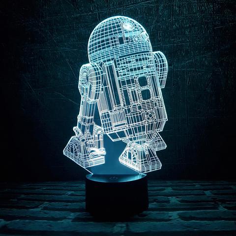 Ночник R2-D2