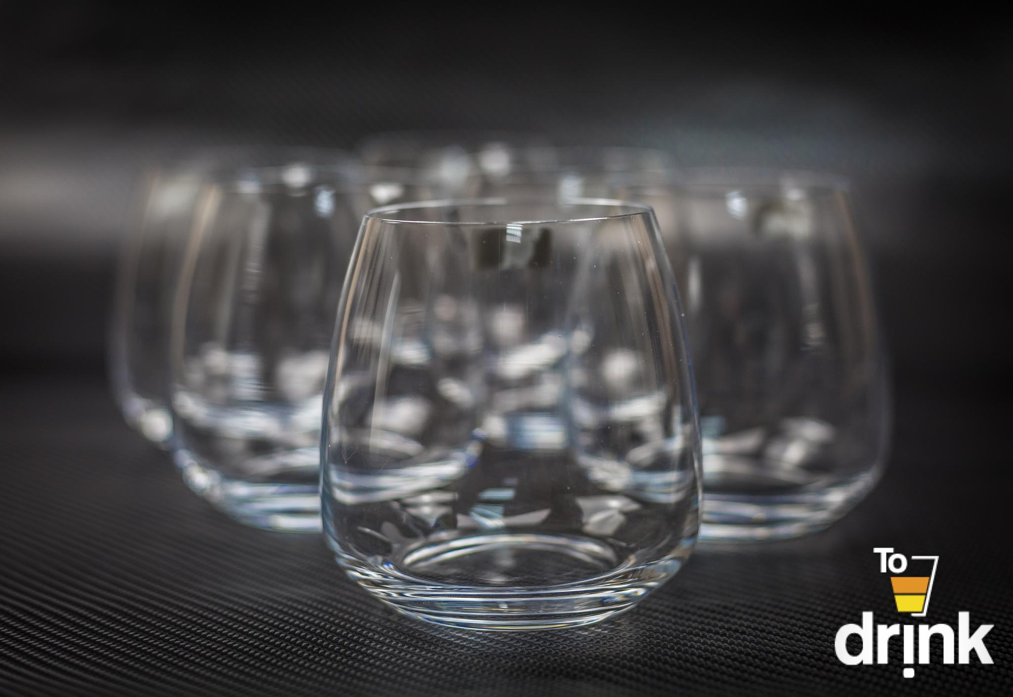 цена на Набор из 6 стаканов для виски Alizee, 400 мл