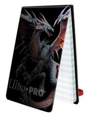 "Ultra Pro - Блокнот для записи жизней ""Black Dragon"""