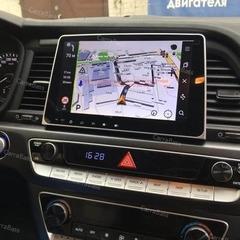 Магнитола  СB3187T9  для Hyundai Sonata (2017-2019) Android 8.1