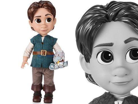 Флинн Райдер в магазине Магия кукол